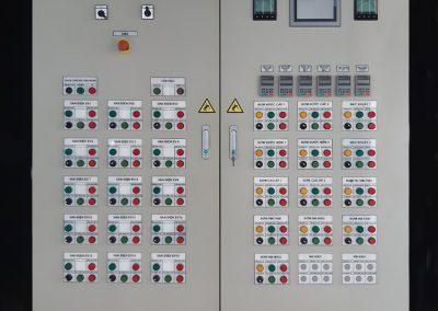 HMI penal 1 400x284 - 수처리, 화학 및 기계 전기 프로젝트