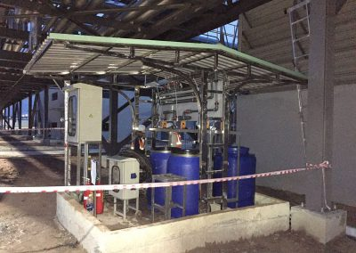 PLC chemical dosing 1 400x284 - 수처리, 화학 및 기계 전기 프로젝트