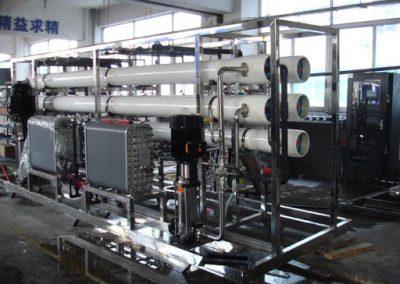 RO EDI 1 400x284 - 수처리, 화학 및 기계 전기 프로젝트