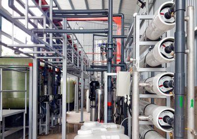 RO for boiler 1 400x284 - 수처리, 화학 및 기계 전기 프로젝트