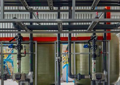 Softener for boiler 1 400x284 - 수처리, 화학 및 기계 전기 프로젝트
