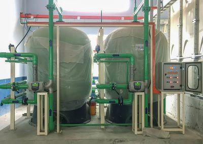 Softener with Totalizer 1 400x284 - 수처리, 화학 및 기계 전기 프로젝트