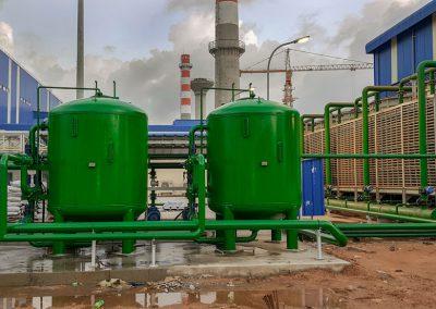 Treatment for cooling water 1 400x284 - 수처리, 화학 및 기계 전기 프로젝트