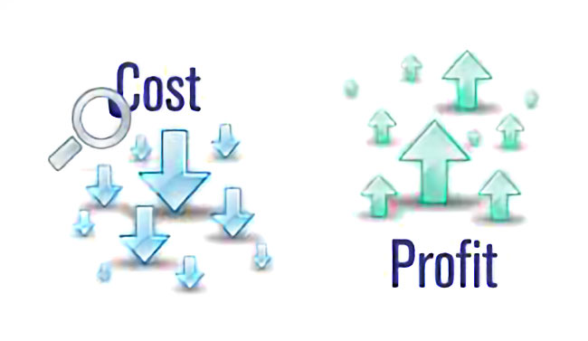 Reduce costs – Increase profits