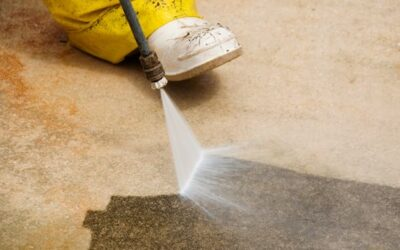 Hóa chất tẩy rửa dầu mỡ công nghiệp bằng OG-Cleaner100