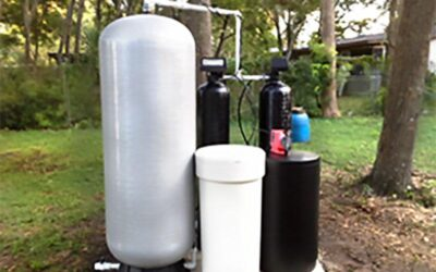 WELL WATER TREATMENT INTO DOMESTIC WATER