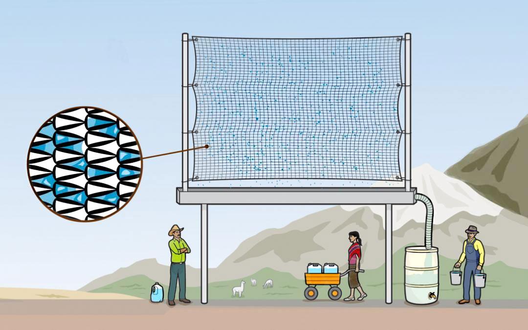 Tấm chắn, hàng rào theo kiểu thu truyền thống và không cần năng lượng (ảnh 1)