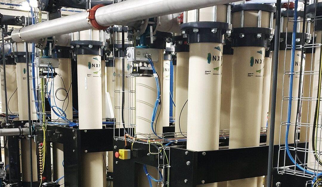 Nano filtration project