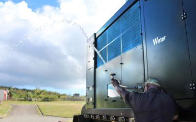Tìm hiểu phương pháp thu nước từ không khí và ứng dụng