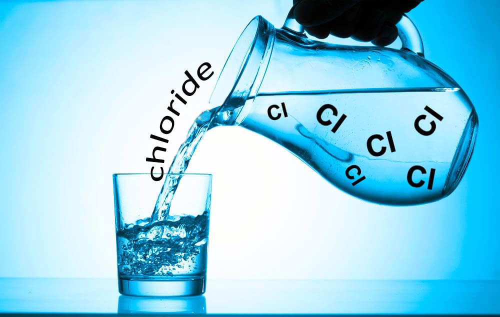 Nước bị nhiễm mặn cần được xử lý nhanh chóng