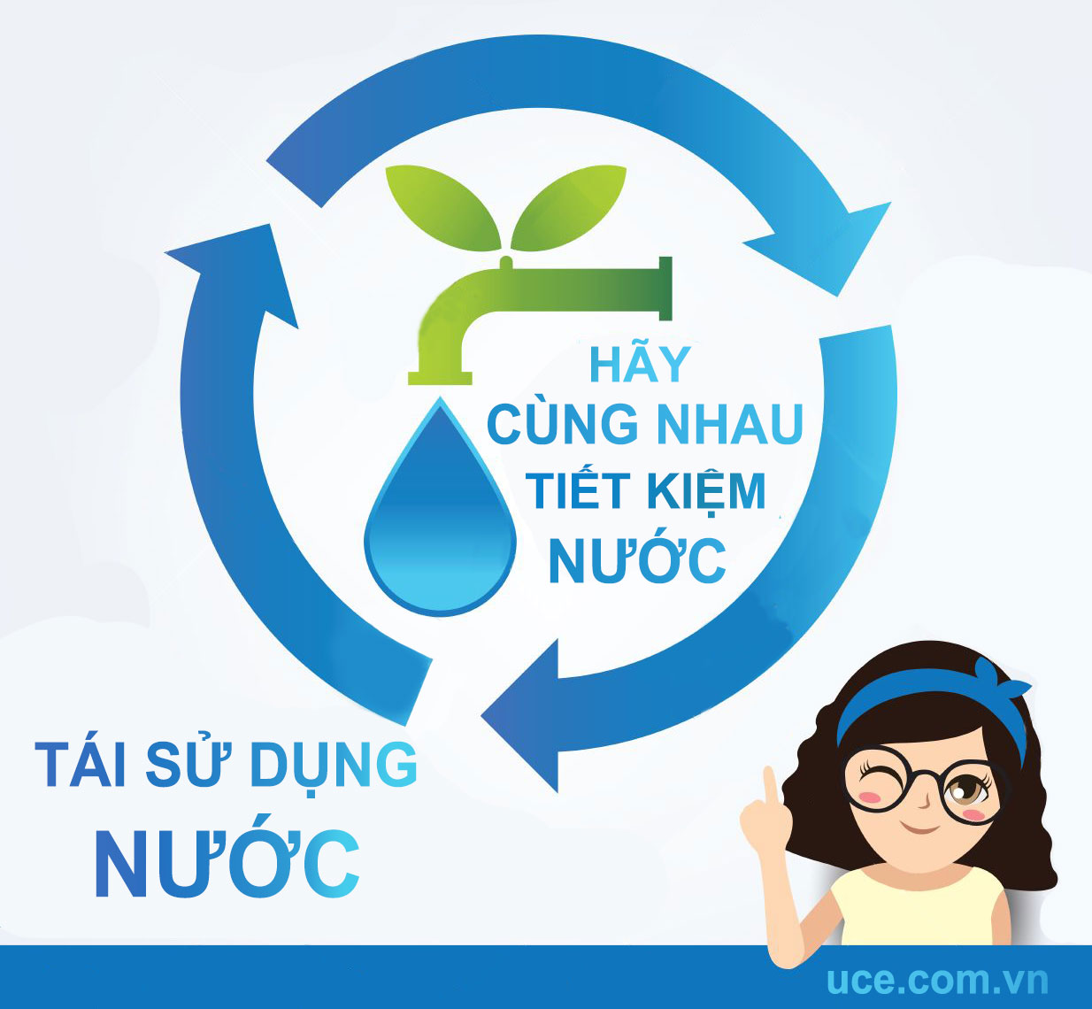 Tái sử dụng nguồn nước thải là giải pháp giúp tiết kiệm chi phí hiệu quả cần được áp dụng rộng rãi
