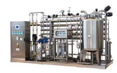 DI, Mixed Bed, EDI Purified water treatment